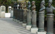 В Москве на «Алее Правителей» возвели памятник Ивану Грозному.