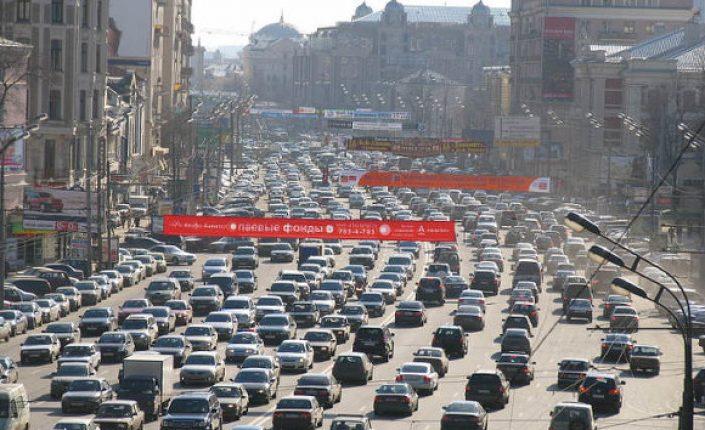На Зубовском бульваре в столице начал функционировать новый разворот для транспортных средств