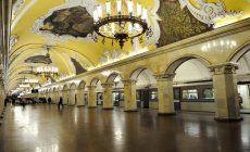 Неблагоприятные условия заставили работать московскую подземку в ускоренном темпе.