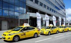 Место московского такси в мире